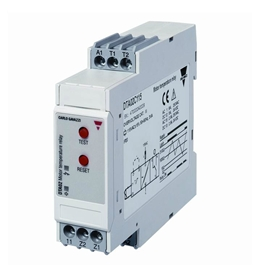 Temperature relays DTA