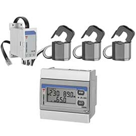Quick-fit energy meter EM272 and TCD M