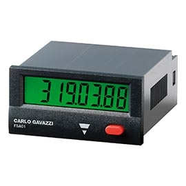 Electronic counters/Hour meters/Timers