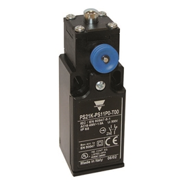 Limit switch plastic body
