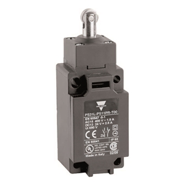 Miniature limit switch plastic body
