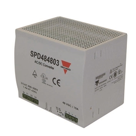 SPD 3-DIN rail 3-phase power supplies