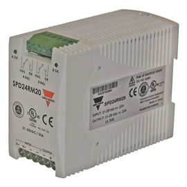 SPD 2-DIN rail 100W 2-phase power supplies