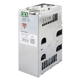SPUBAT24 DIN-rail battery bank 1.2Ah to 12 Ah